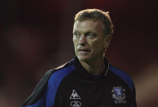 David Moyes has bought astutely, but his job would be far easier with his rivals' resources