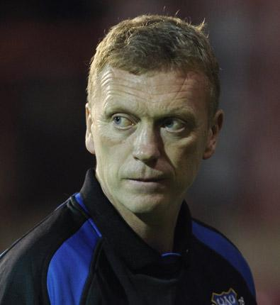 Moyes: 'I still feel we are big outsiders when people talk about Europe'