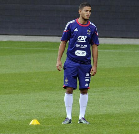 Ben Arfa's recovery is progressing more quickly than expected
