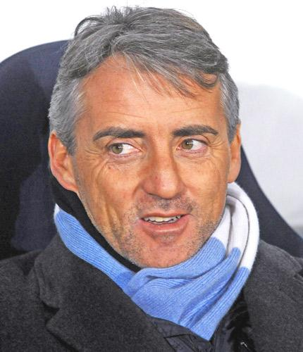 Roberto Mancini is trusted by the board in a way his predecessor was not