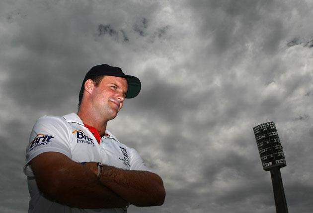 England captain Andrew Strauss after defeat in the Third Ashes Test at the WACA
