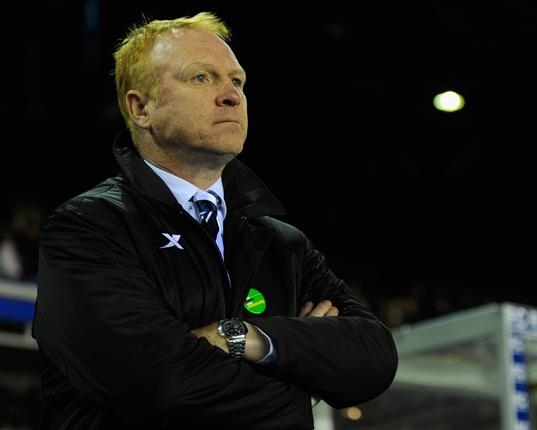 Postponements have eased Birmingham's busy fixture schedule, but McLeish's men face an intensive start to 2011