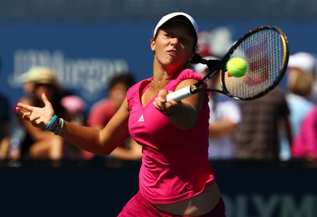 Robson will play more senior tournaments this year.