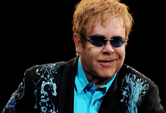 Elton John recently guest edited The Independent