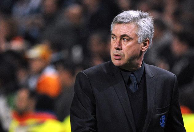 Carlo Ancelotti has seemed incapable of curing Chelsea's current ills