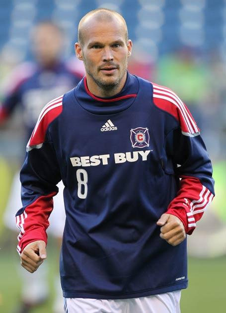 Freddie Ljungberg is hoping to earn a contract at Celtic