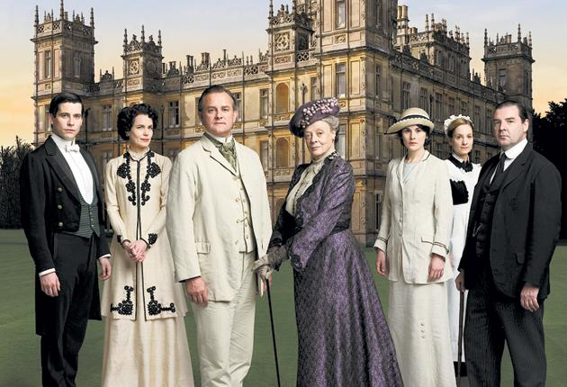 ITV's 'memorable' Downton Abbey