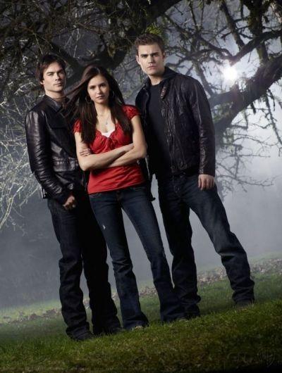 US series 'Vampire Diaries'