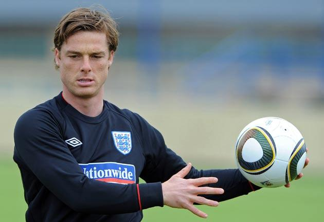 <b>Scott Parker</b><br/> Parker has arguably been one of the players of the season, putting his West Ham team-mates to shame with his outstanding displays in the centre of midfield. Tottenham tried to sign him in the summer - a move that angered the Hamme
