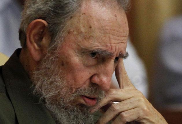 Fidel Castro hailed Nina Lakhani's 'bold' article