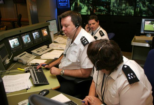 Large numbers of people who dial 999 are having their personal details added to the police database