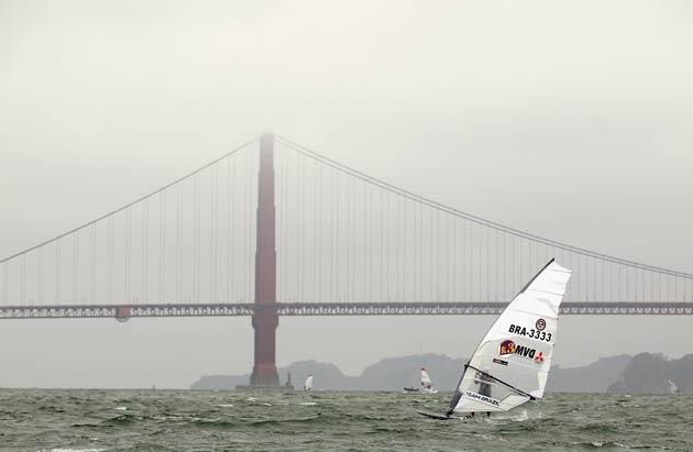 San Francisco will provide the back drop to the race