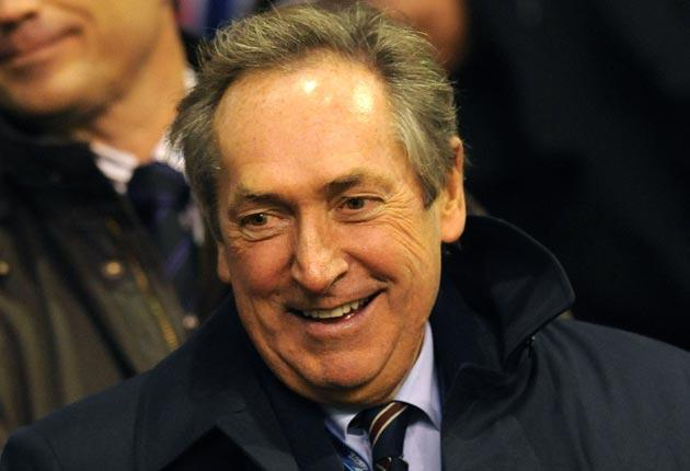 The Aston Villa manager, Gérard Houllier, has received a vote of confidence, despite a poor run of results this season