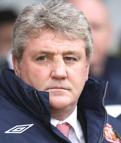 Sunderland's Steve Bruce aims to keep his best players
