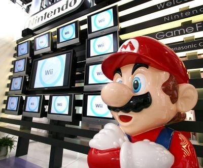 Nintendo mascot Mario appears in a glut of games on Wii and DS.