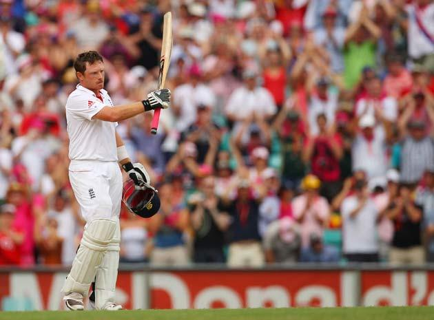 Ian Bell was saved by the Hotspot technology