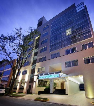 The Wyndham Garden Hotel Panama City