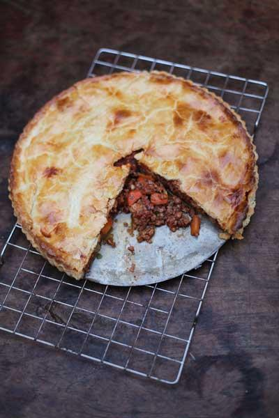 The upper crust: Skye's veal and pork pie