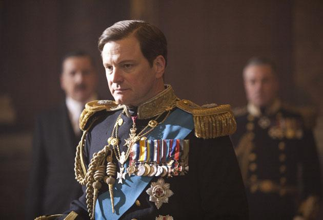 Colin Firth is both heart-rending and remarkably funny as George VI in The King's Speech, probably his best ever role