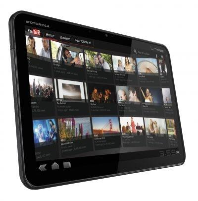 Motorola XOOM Android 3.0 tablet