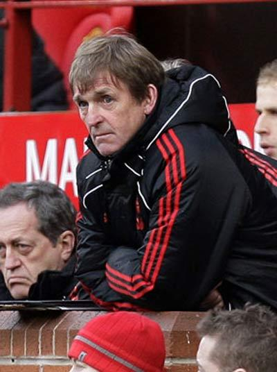 Dalglish has been given the job until the end of the season