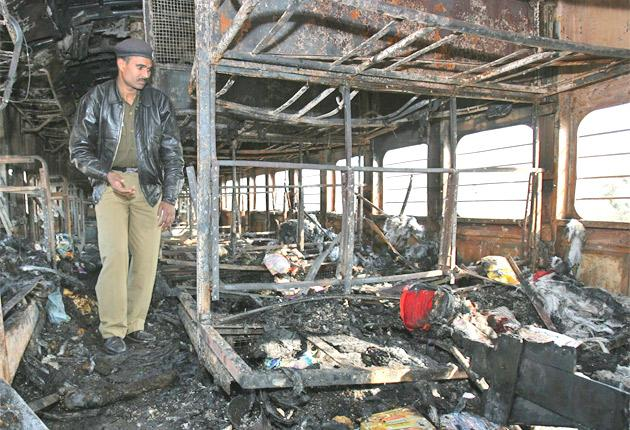 The attack on the Samjhauta Express in 2007 may not have been the work of Muslim militants