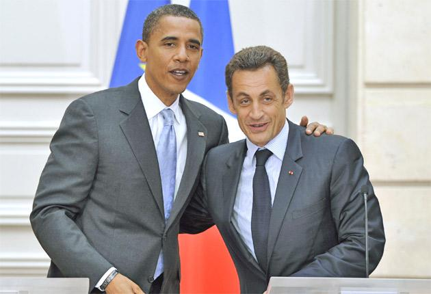 Barack Obama: 'We don't have a stronger friend and stronger ally than Nicolas Sarkozy and the French'