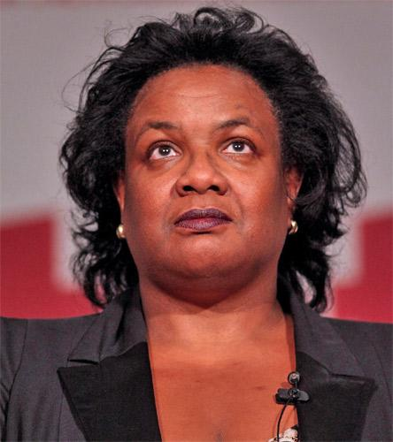 Diane Abbott appears on 'Celebrity Come Dine With Me'