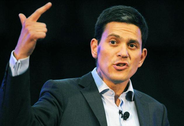 David Miliband: The MP for South Shields and former Foreign Secretary will work alongside chairman Niall Quinn in a non-executive capacity