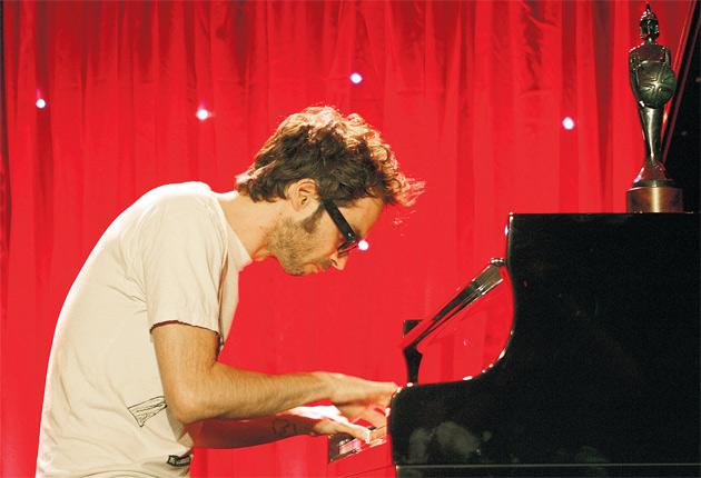 Agrand day out: James Rhodes