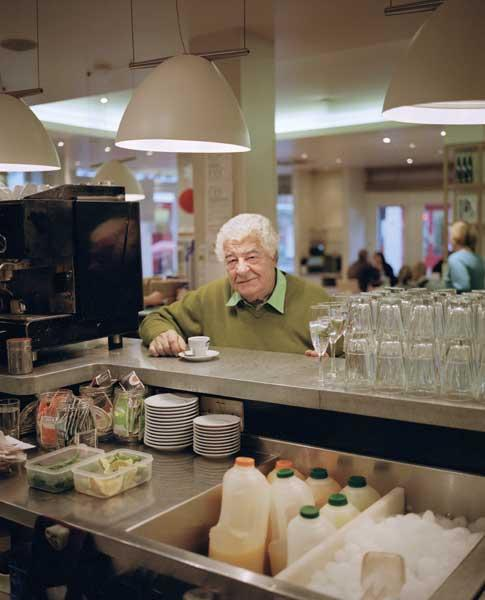 Carluccio says: 'Don't tart things up too much. Risotto is risotto - you can't change it and if you do, you should call it something else'