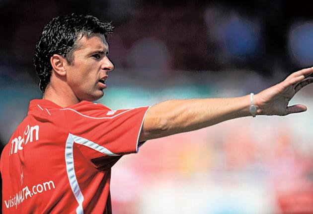 Gary Speed's main target as Wales manager is to reach a major tournament