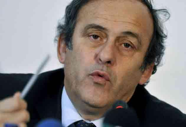 Under Michel Platini's plans, domestic seasons will run from March to October