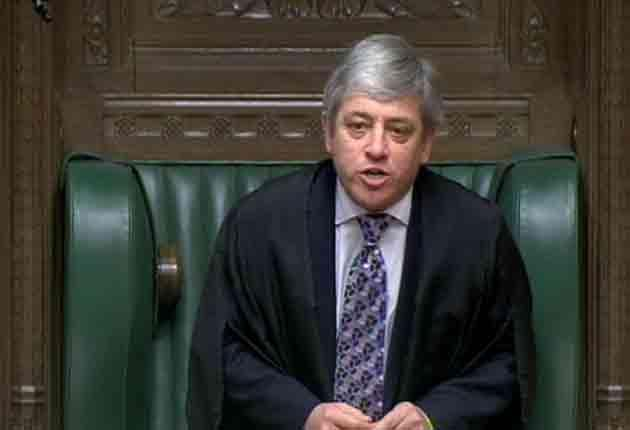 John Bercow has been attracting criticism for his partiality as Speaker of the Commons