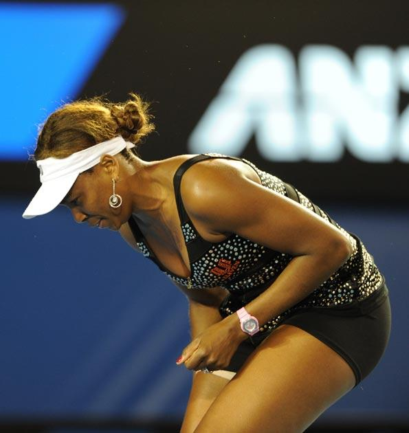 Venus was forced to retire
