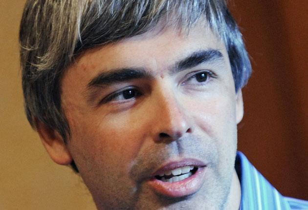 Larry Page: 'Sometimes it's important to wake up and stop dreaming'