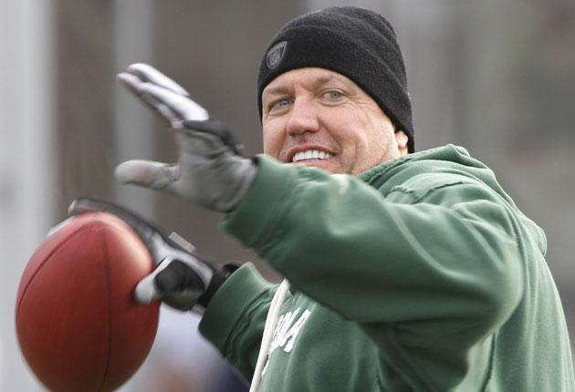 New York Jets head coach Rex Ryan has the complete backing of players and (most) fans: 'In my crystal ball I see a Super Bowl trophy,' he says