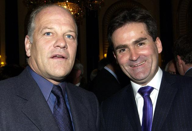 Andy Gray and Richard Keys are the voice of Sky Sports' football coverage