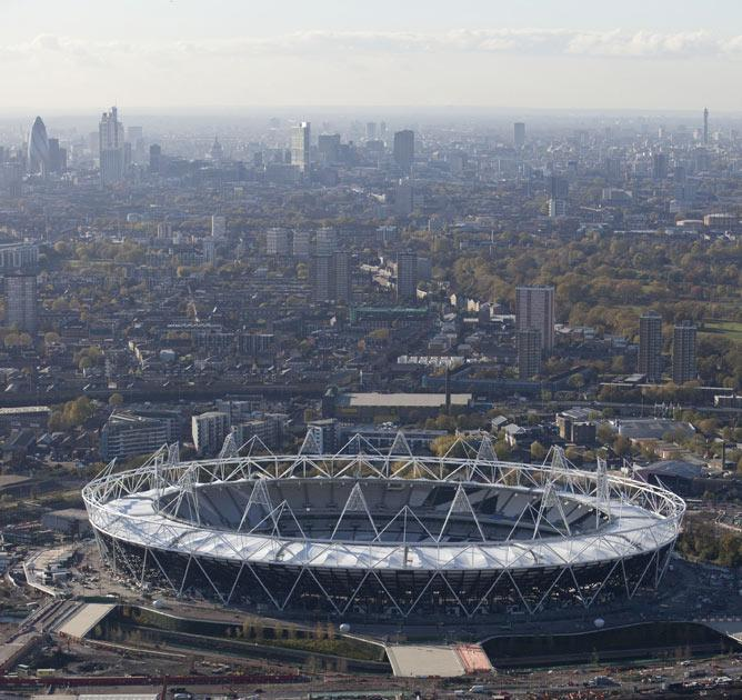 West Ham and Tottenham are vying to take over the stadium