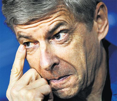 Arsène Wenger said Paul Jewell's cup record against him was inconsequential