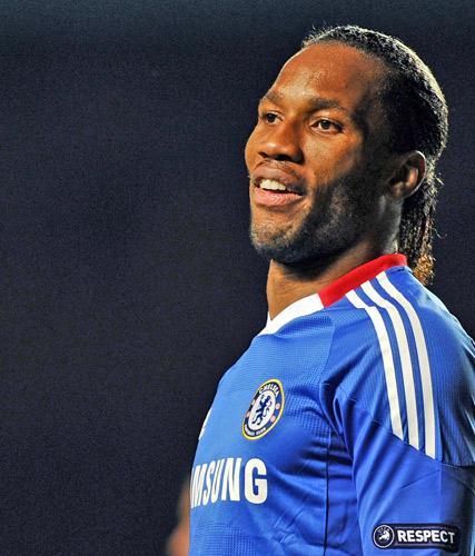 Didier Drogba scored a wonderful goal against Bolton on Monday night