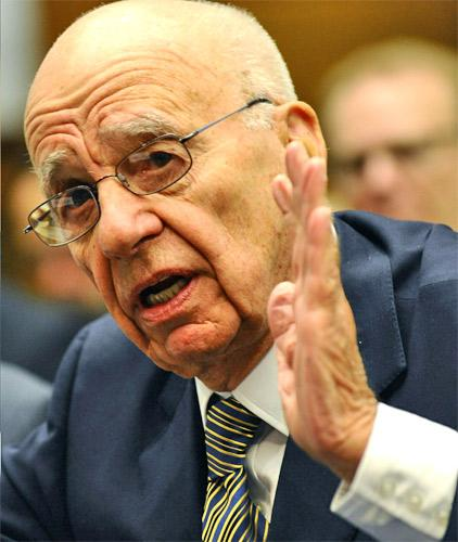 Rupert Murdoch's News Corp holds 39.1% of BSkyB