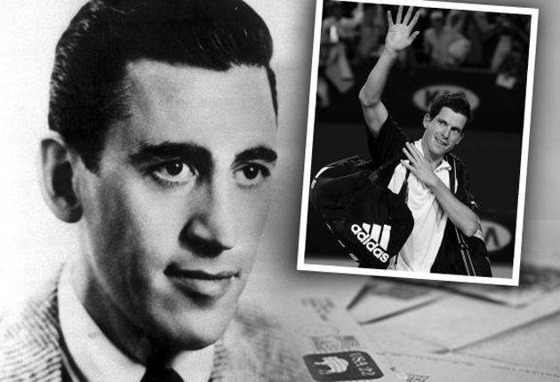 The Catcher in the Rye has sold 120 million copies but Salinger produced little else. Letters to his friend Hartog revealed an interest in Henman