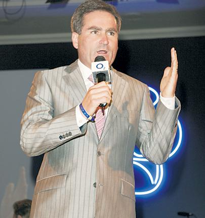 Richard Keys' easy adoption of Sky's technological advancements kept the broadcaster ahead of its rivals
