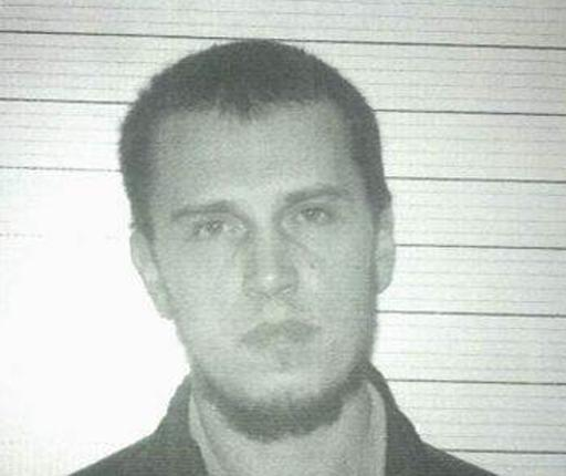 An undated photo of Vitaly Razdobudko, released by the Russian authorities. The 32-year-old vanished last year