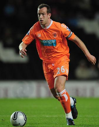 Midfielder Charlie Adam is wanted by Liverpool