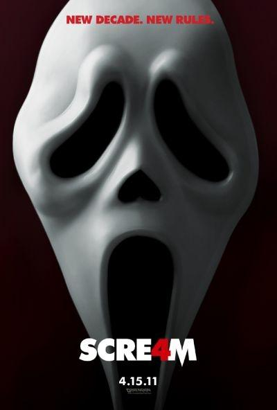 'Scream 4' is expected to open big in North America.