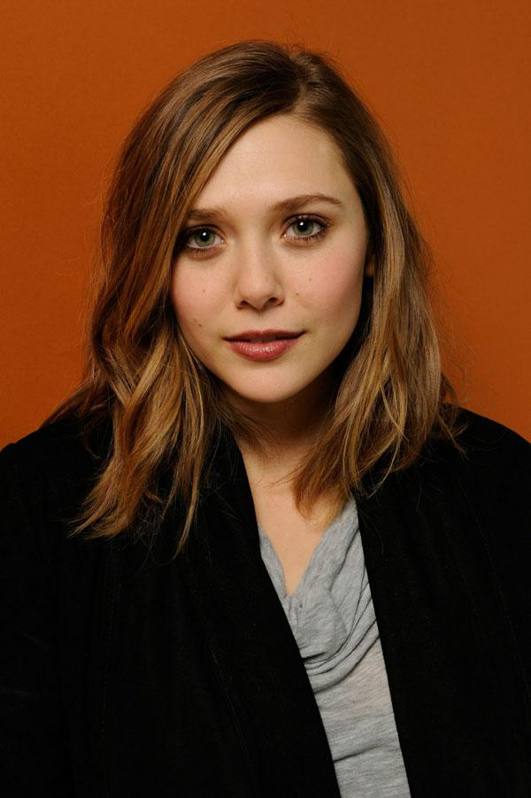 Elizabeth Olsen has been crowned the breakout star of this year's Sundance Festival for her turn as a cult victim in drama Martha Marcy May Marlene