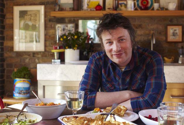 Jamie Oliver had hoped to repeat the success of his UK schools campaign