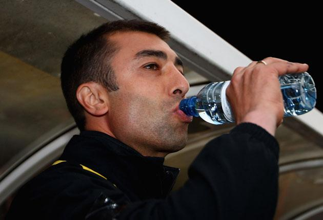 Roberto Di Matteo was unable to sign the striker and defender he is believed to have wanted